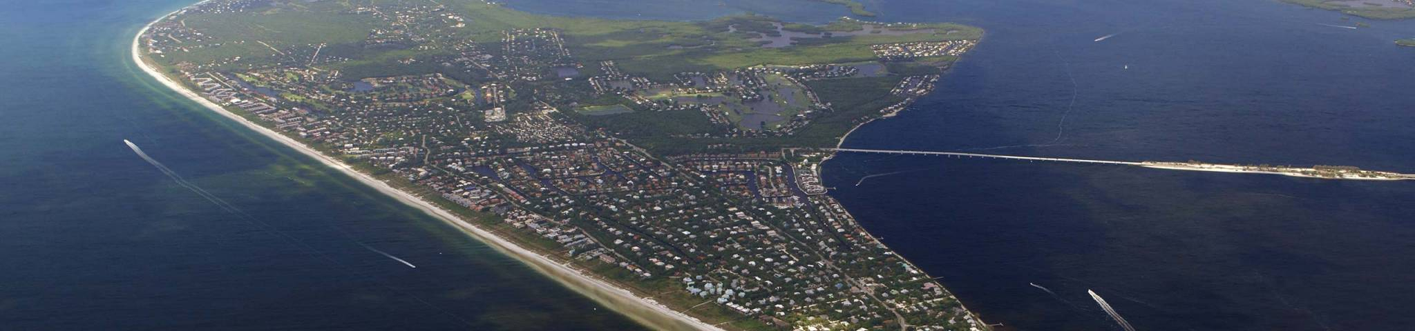 Sanibel Island Directions - Sanibel Island Map - Captiva Island Map - Street Map Of Sanibel Island Florida