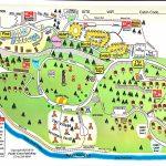 Santa Paula, California Campground | Ventura Ranch Koa   California Tent Camping Map