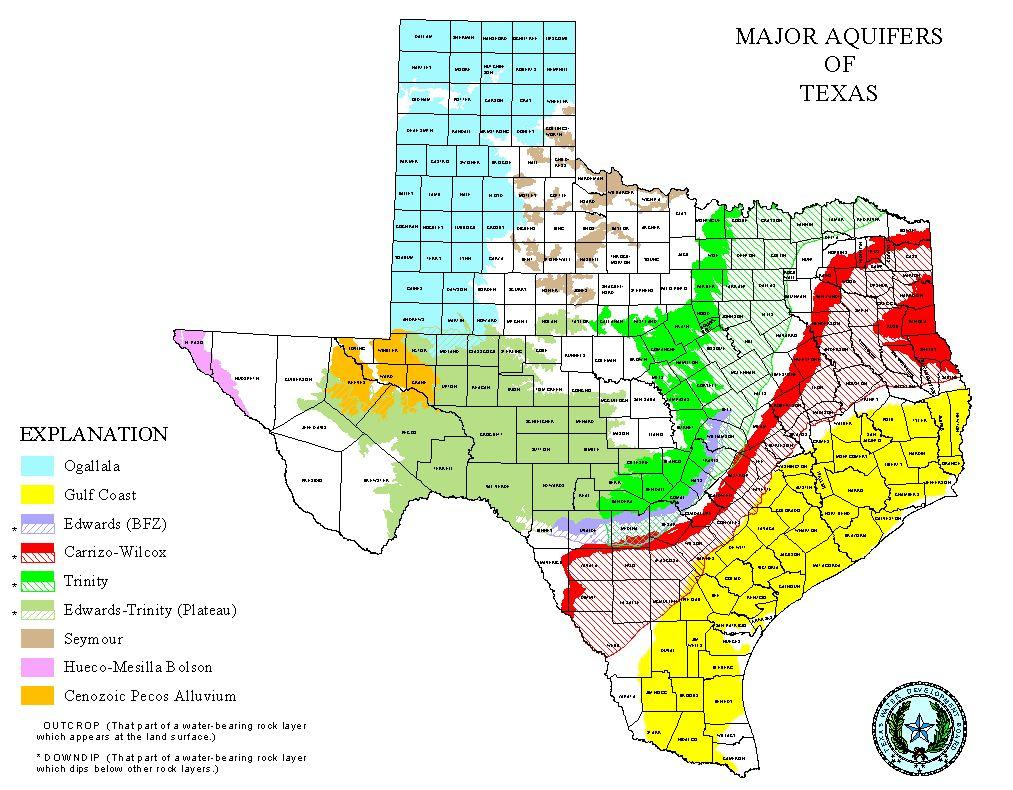 Sara Maps/info - Trinity County Texas Map