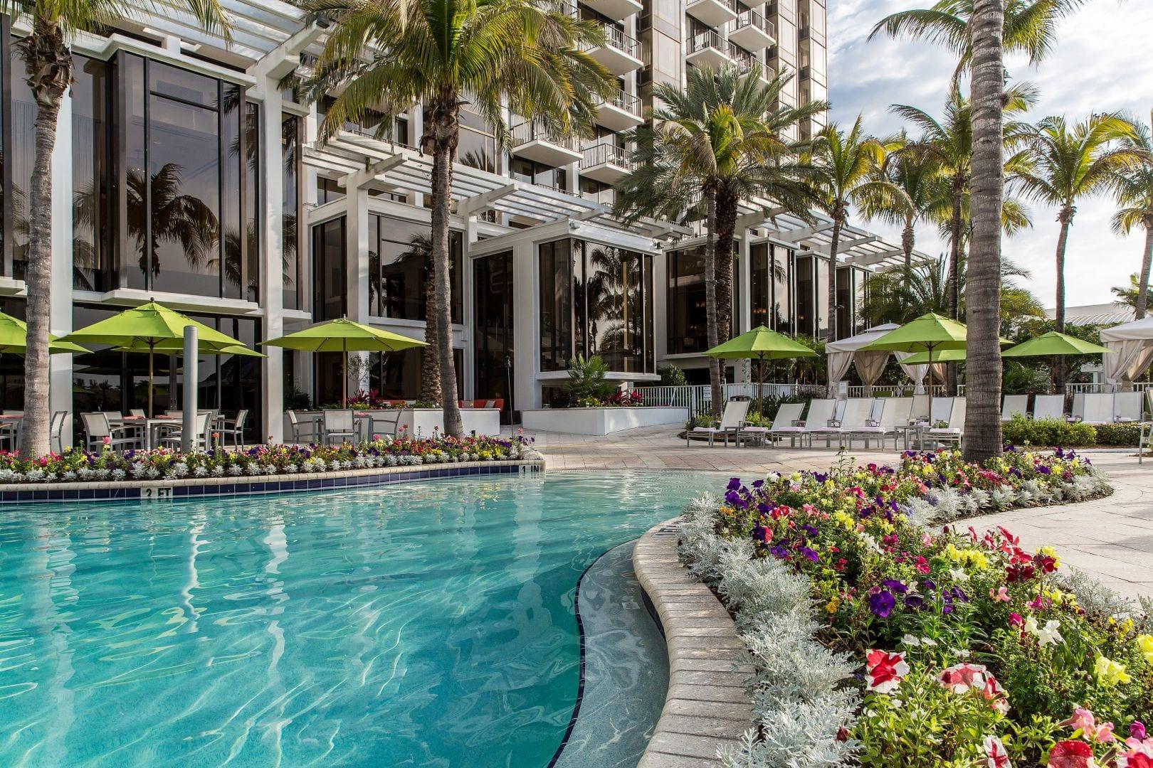 Sarasota Bay Waterfront Hotel And Marina | Hyatt Regency Sarasota - Map Of Hotels In Sarasota Florida