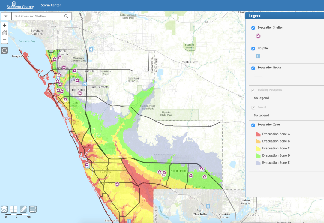 Sarasota County Flood Zone Maps Best Of Know Your Zone — Latest News - Sarasota Florida Flood Zone Map