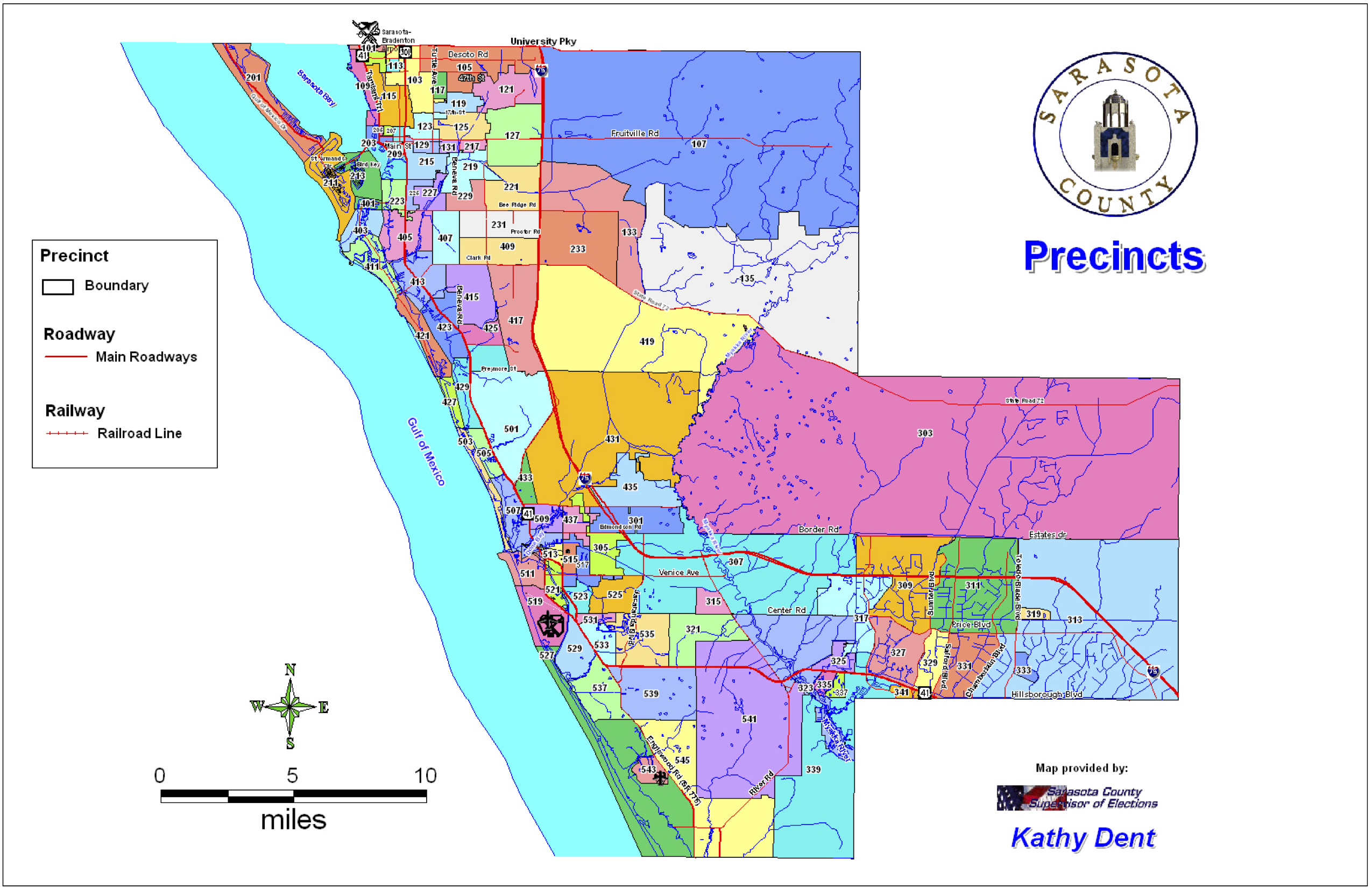 Sarasota County Map | Park Ideas - Map Of Sarasota Florida Neighborhoods