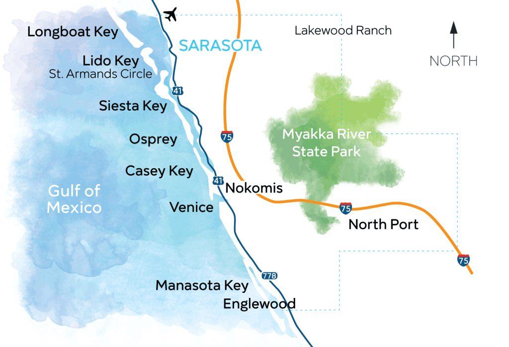 Sarasota County - Realtydale Thomas - Manasota Key Florida ...