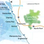 Sarasota County – Realtydale Thomas – Manasota Key Florida Map