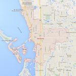 Sarasota Florida Map   Sarasota Florida Map