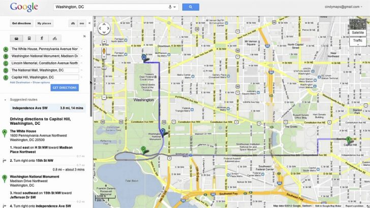 Google Maps Melbourne Florida