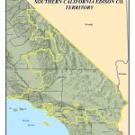 Sce Territory Map | Leadership | Who We Are | About Us | Home   Sce   California Utility Map