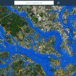 Sea Level Rise Viewer   Florida Global Warming Flood Map