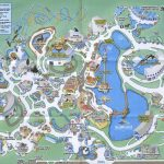 Sea World Orlando   Theme Park Brochures | Disney Vacation   Seaworld Orlando Map 2017 Printable
