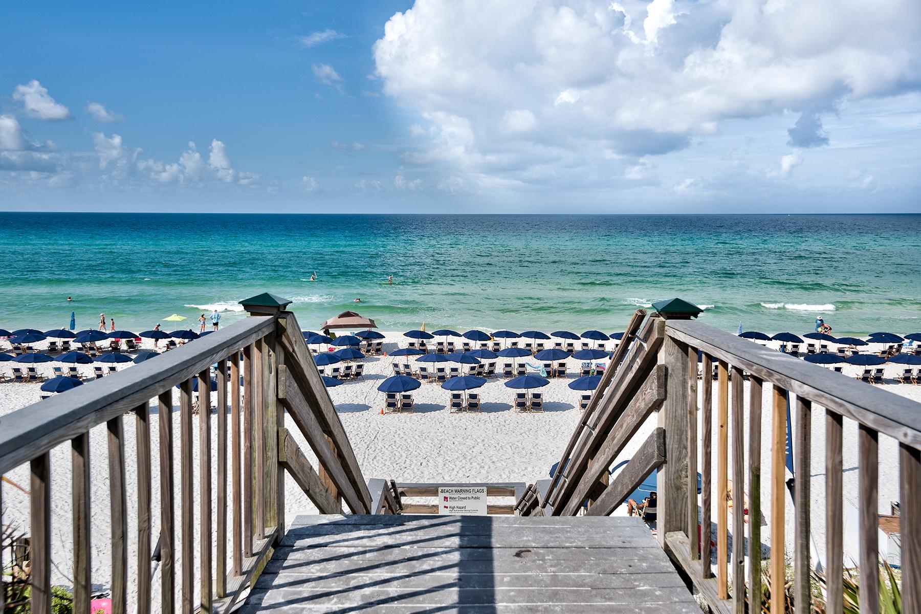 Seacrest Beach Access | Scenic Sotheby's International Realty - Where Is Seacrest Beach Florida On The Map
