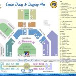 Seaside Dining And Shopping Map | Discover 30A Florida   Seaside Beach Florida Map
