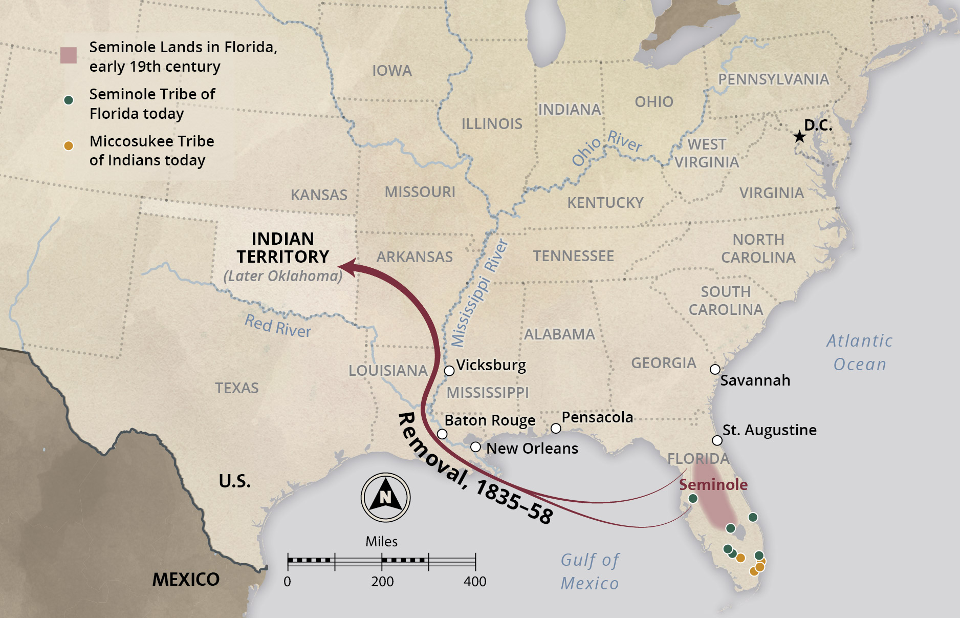 Seminole Florida Map - Seminole Florida Map