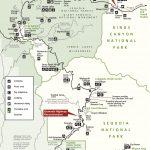 Sequoia Maps | Npmaps   Just Free Maps, Period.   Sequoias In California Map