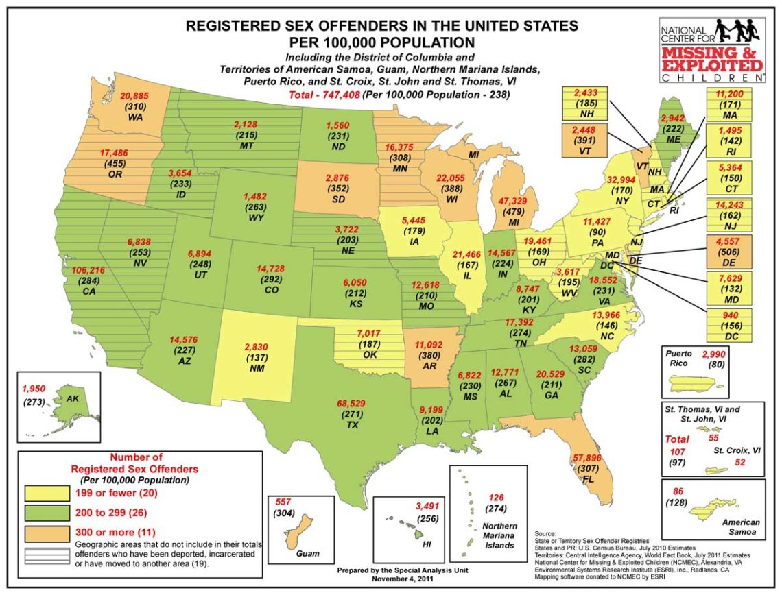 Sexual Predators Have Got To Be Stopped – Texas Online Shopping Mall - Sexual Predator Map Texas