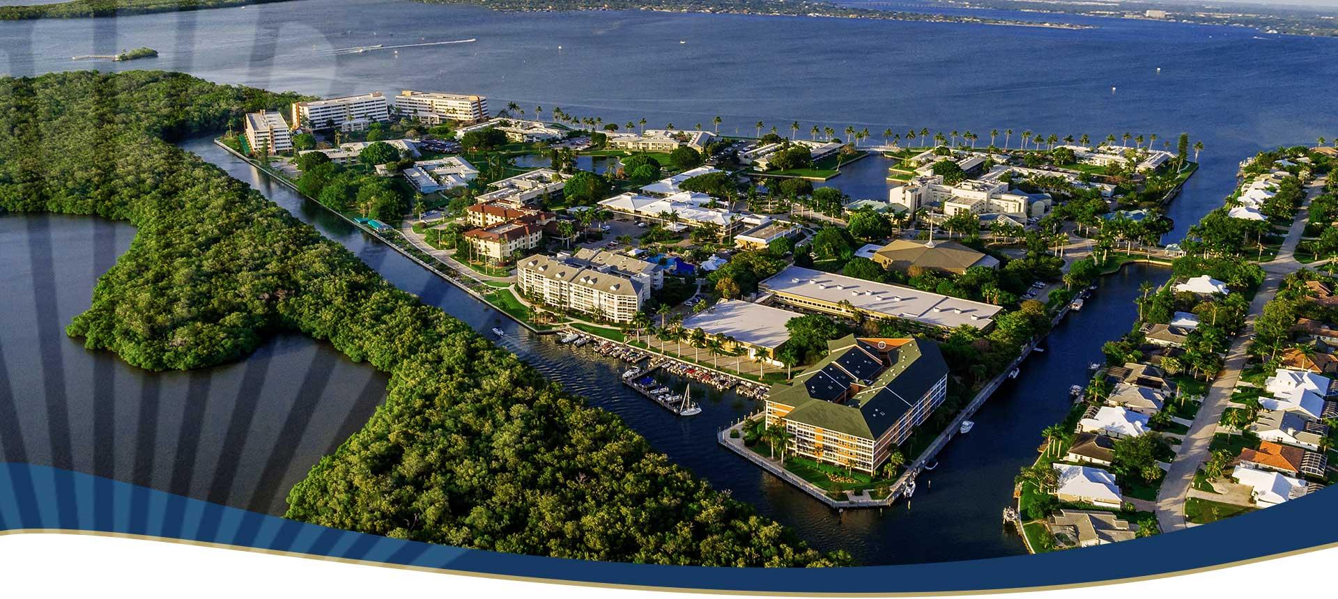 Shell Point Retirement Community | Luxury Southwest Florida - Shell Point Florida Map