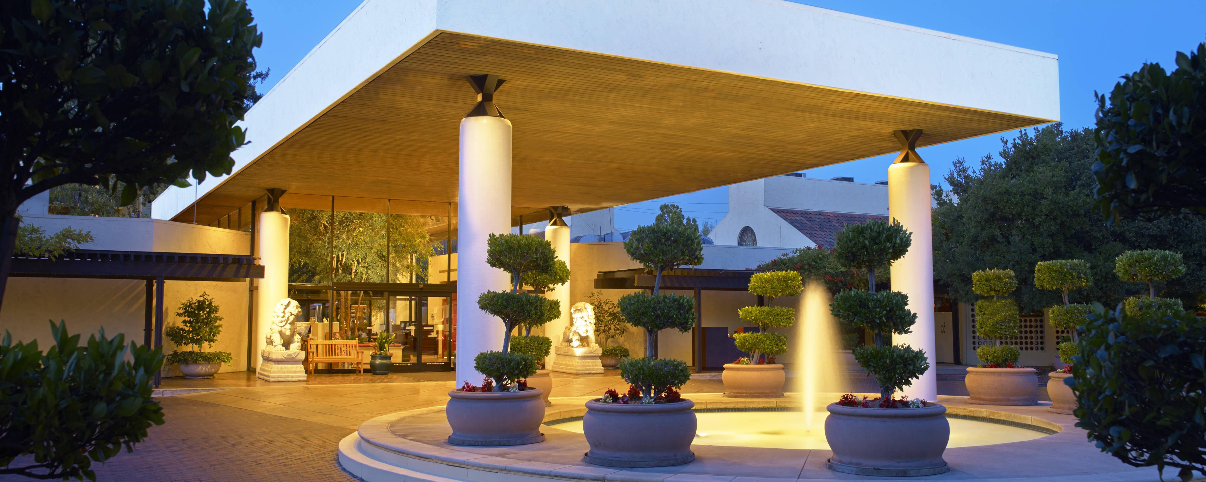 Sheraton Palo Alto Hotel - Palo Alto | Marriott Bonvoy - Starwood Hotels California Map