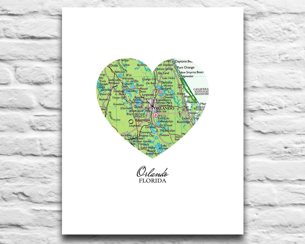 Showing Photos Of Florida Map Wall Art (View 14 Of 20 Photos) - Map Of Florida Wall Art