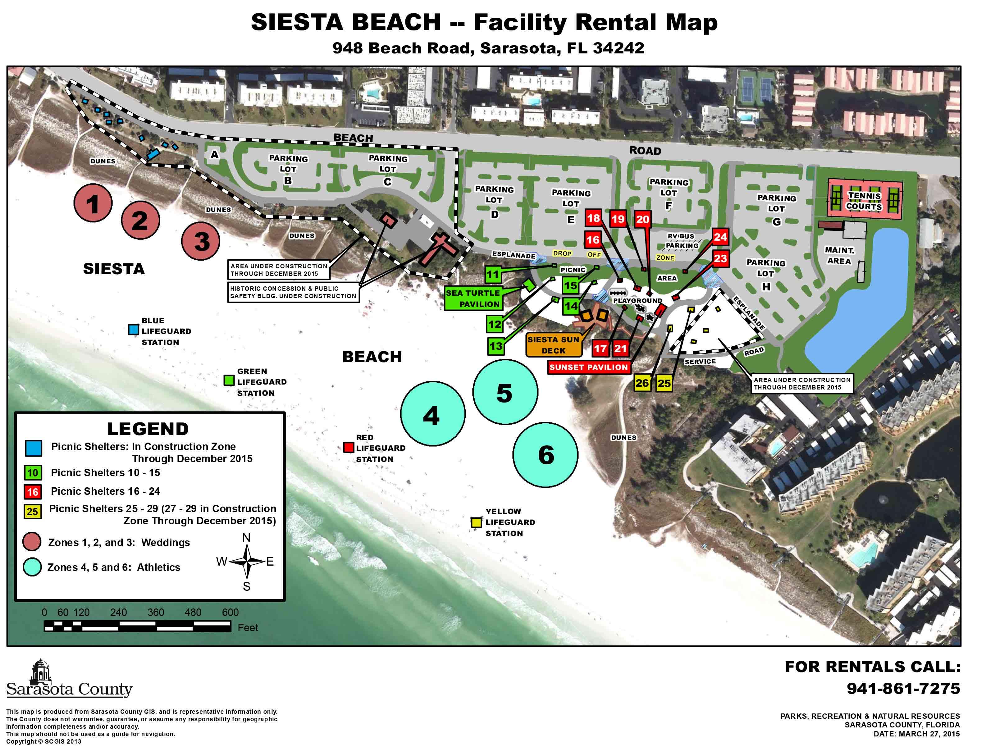 Siesta Key Beach Wedding Location In Sarasota - Siesta Beach Sarasota Florida Map