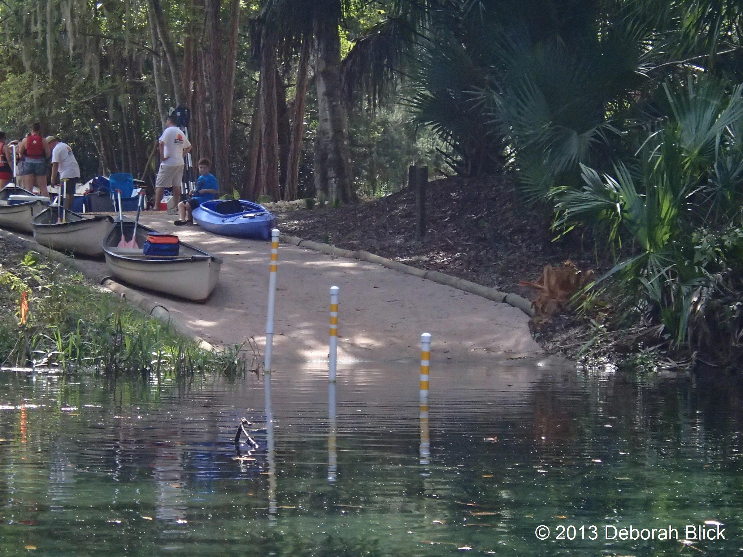 Silver River - Silver River Florida Map