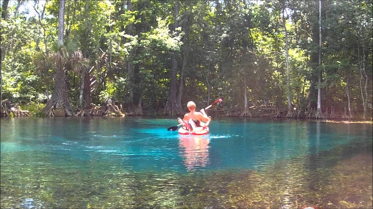 Silver Springs And Silver River State Park Kayak Adventure - June 26 - Silver River Florida Map