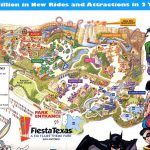 Six Flags St Louis Map And Travel Information | Download Free Six   Fiesta Texas Map