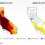 Six Images Show What Happened To California's Drought — Water Deeply   California Drought Map