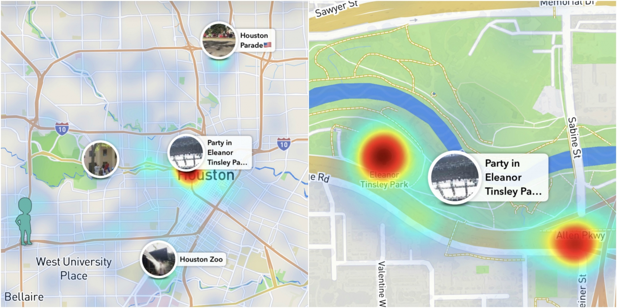 Snapchat Map Raises Safety Questions About Youngsters - Child Predator Map Texas