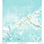 Snipe Keys Topographic Map, Fl   Usgs Topo Quad 24081F6   Florida Keys Topographic Map