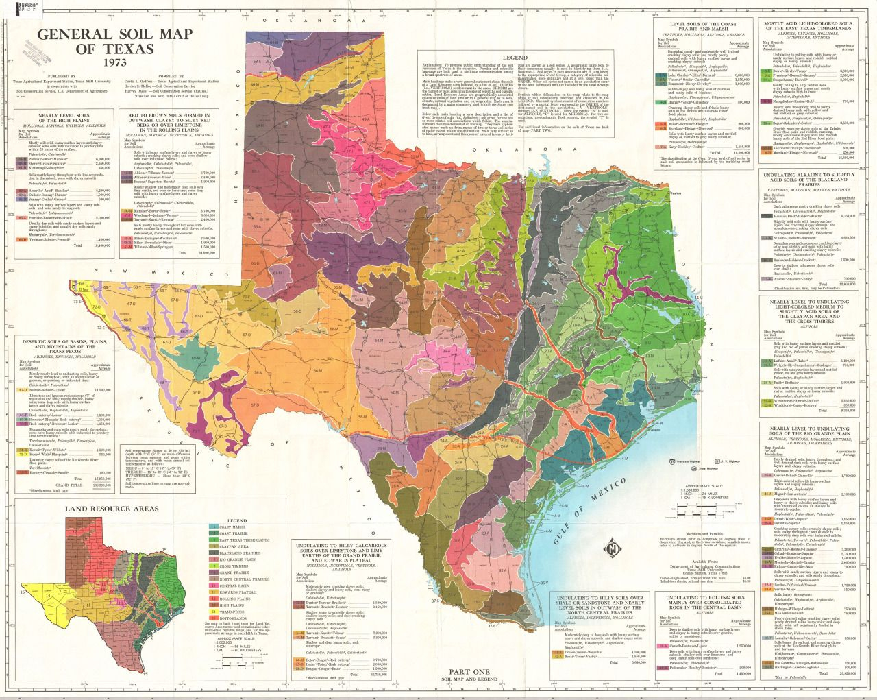 Soil Map Of Texas | Art & Design | Map, Cartography, Historical Maps - Texas Soil Map