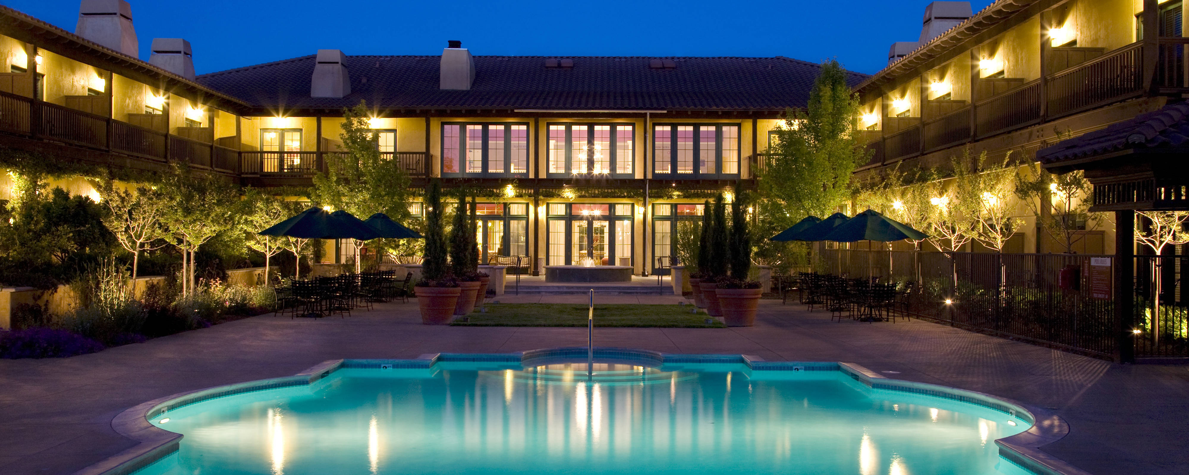 Sonoma, Ca Resort Hotel | The Lodge At Sonoma Renaissance Resort & Spa - Spg Hotels California Map