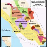 Sonoma Valley California Map | Secretmuseum   Sonoma County California Map