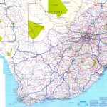 South Africa Maps   Printable Maps Of South Africa For Download   Free Printable Road Maps