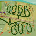 South Lake Tahoe Campgrounds At Camp Richardson Resort & Marina   California Tent Camping Map