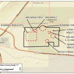 "Southern California Airport Map Detailed Mojave Gunnery Range ""c   Mojave California Map"