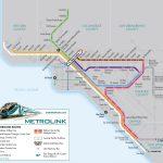 Southern California Amtrak Map   Klipy   Amtrak Map Southern California