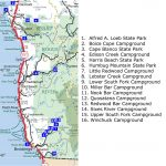 Southern California Edison Map Fresh Map Oregon And California Coast – Oregon California Coast Map
