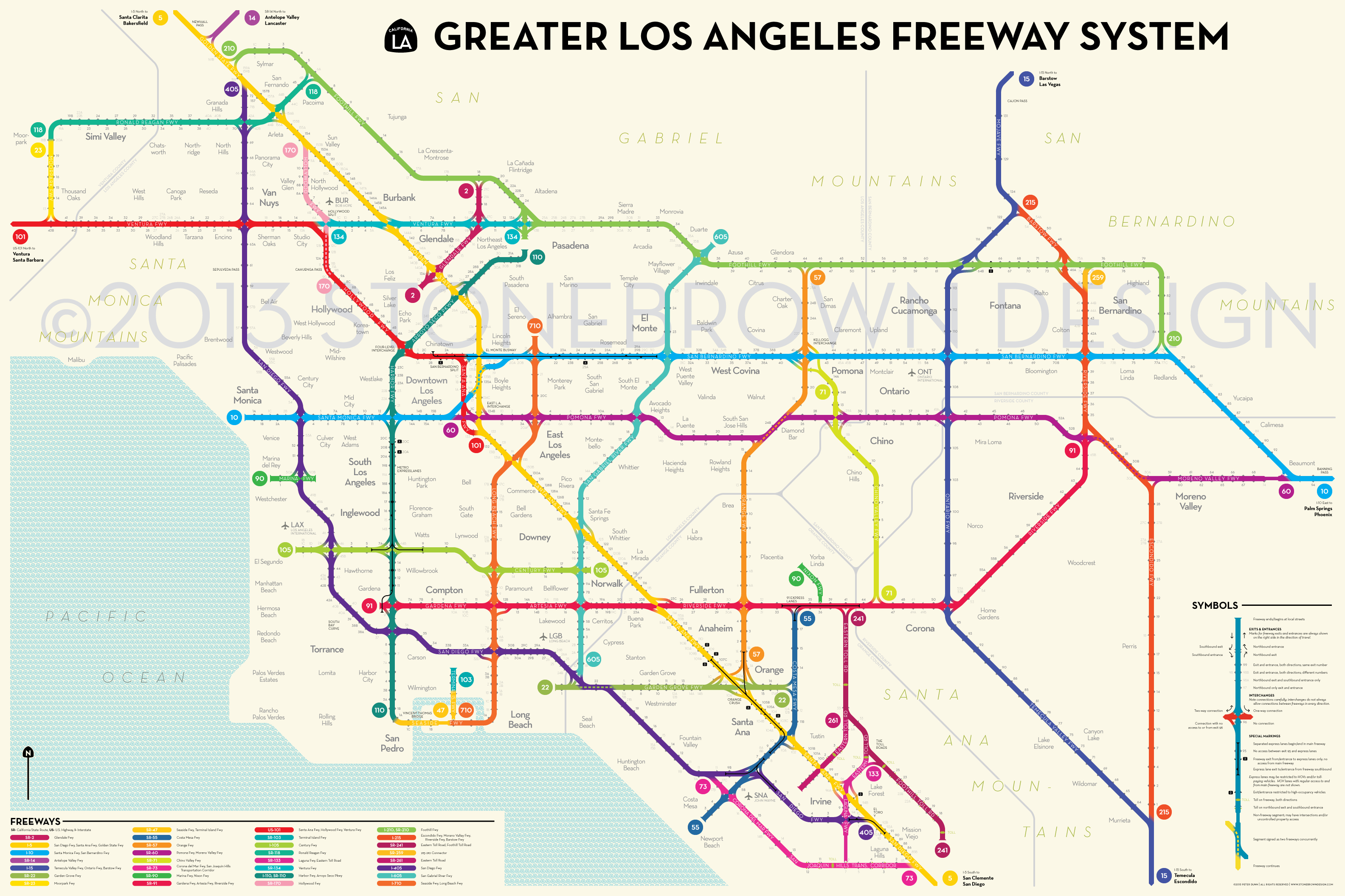 Southern California Toll Roads Map - Klipy - Southern California Toll Roads Map