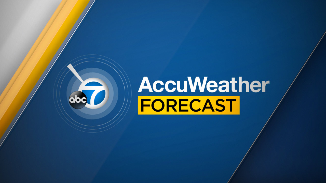Southern California Weather Forecast - Los Angeles, Orange County - California Weather Map For Today