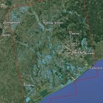 Space Images | New Nasa Satellite Flood Map Of Southeastern Texas   Satellite Map Of Texas