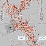 Spraberry/newberry Processing Complex | Navitas Midstream   Oneok Pipeline Map Texas