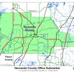 Spring Hill Florida Map   Map Showing Spring Hill Florida