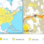 Sprint Data Coverage Map Hd Map Of At&t Coverage Map California   Sprint Coverage Map California