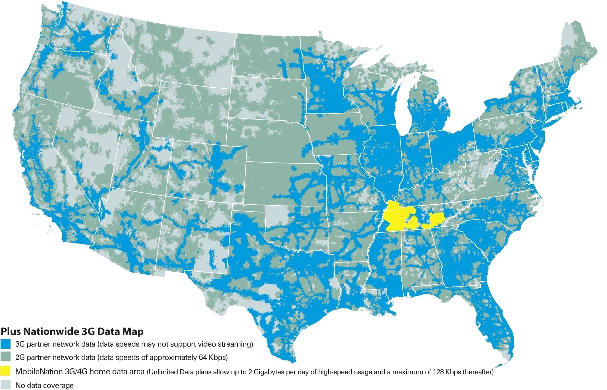 Sprint Us Coverage Map 2016 Network Lp Map Fresh Sprint Coverage Map - Sprint Coverage Map Texas