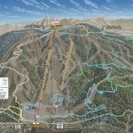 Ss Area Bike Hike Map Best Maps Bear Mountain California Map   Klipy   Big Bear Mountain Map California