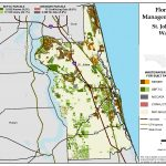 St. Johns Florida Water Management Inventory Summary | Florida   St Johns Florida Map