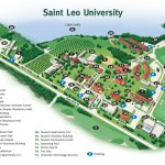 St Leo Campus Map   Fate   St Leo Florida Map