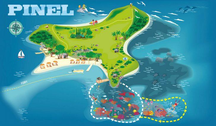 Printable Road Map Of St Maarten