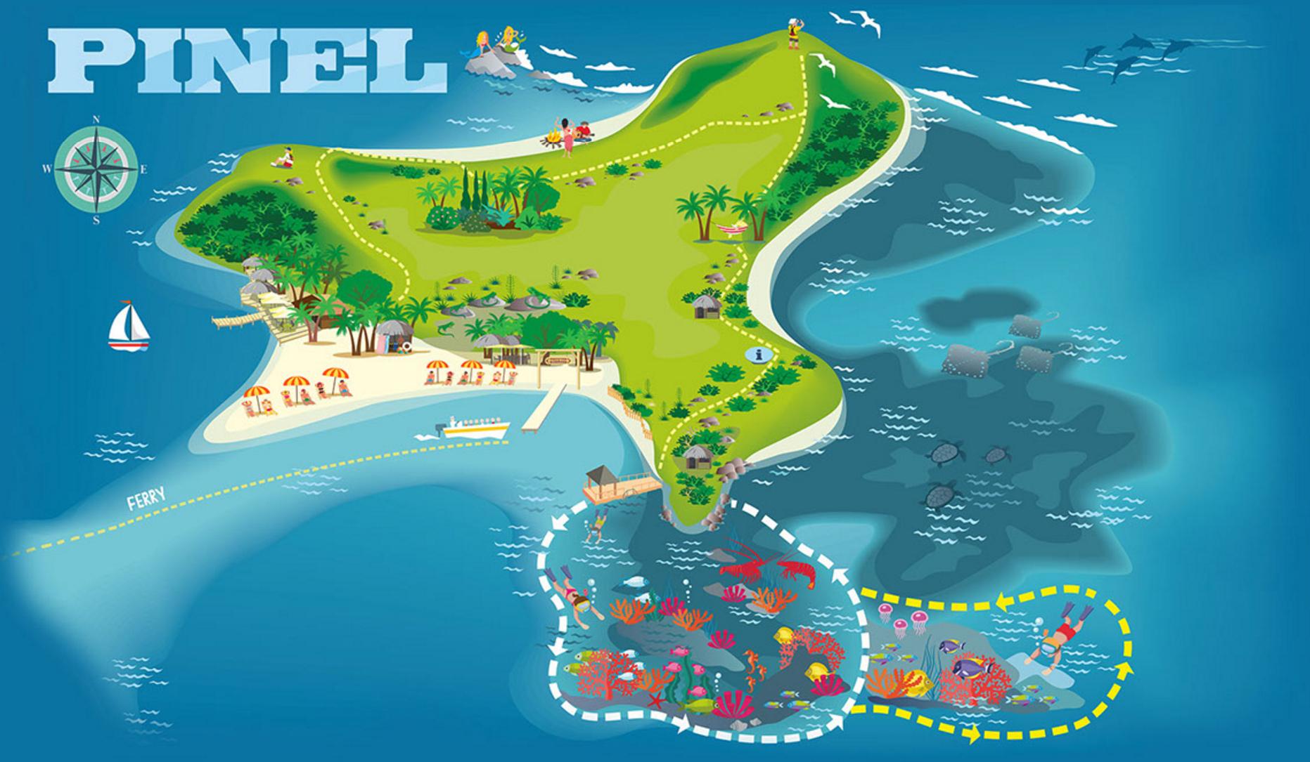 St Maarten Map | Things To Do In St Maarten - Printable Road Map Of St Maarten