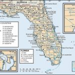 State And County Maps Of Florida   Map Of Seminole County Florida