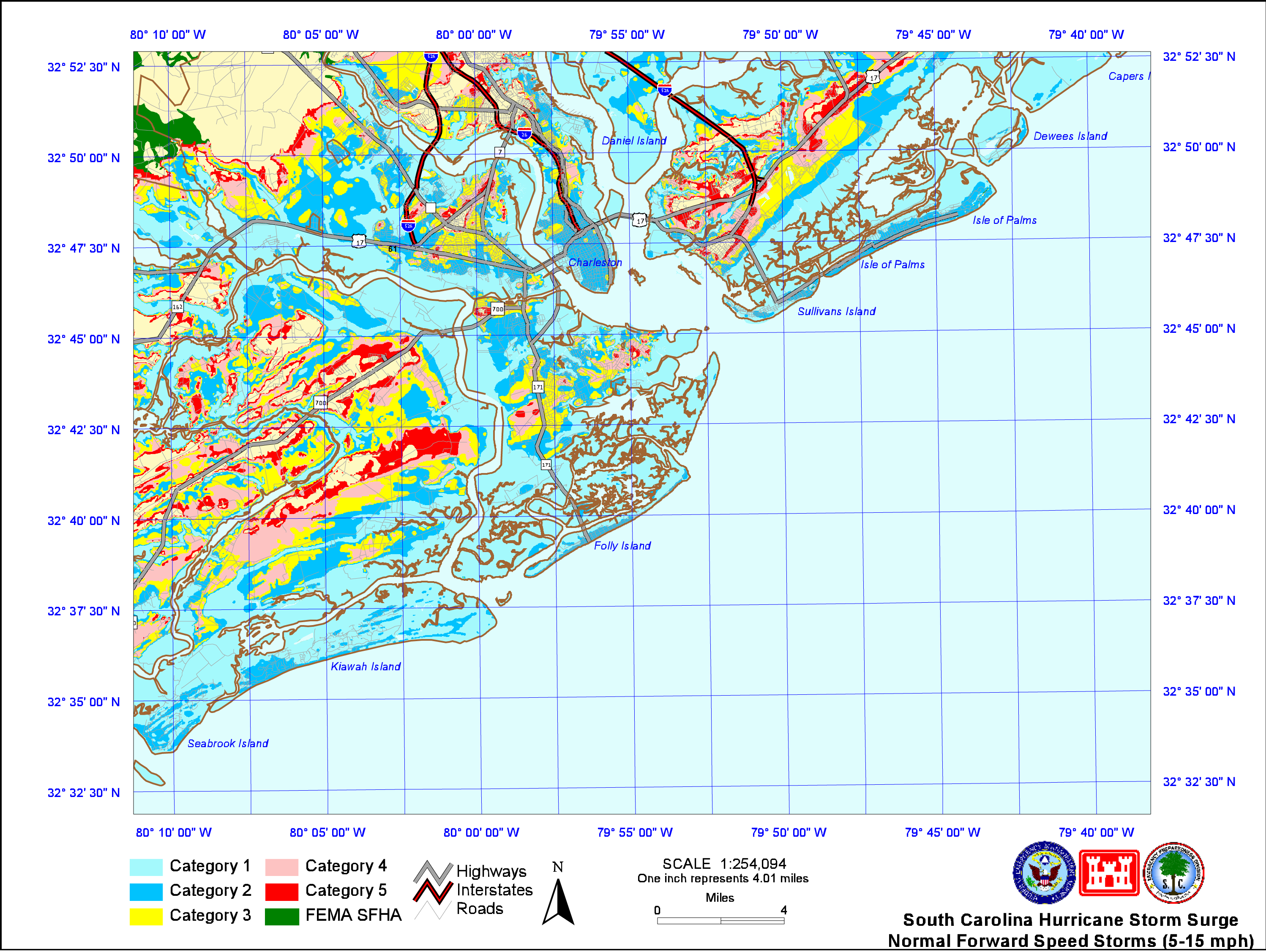 State Level Maps - Flood Zone Map South Florida